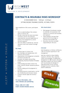 RW Contracts & Insurable Risk Course Nov 2015_Page_1